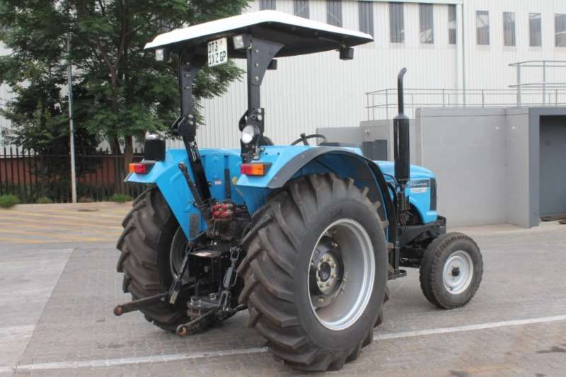 Landini Solis 75 Tractor Tractors