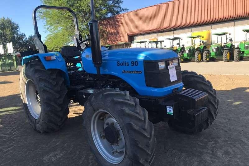 Landini Solis 90 4x4 Tractors