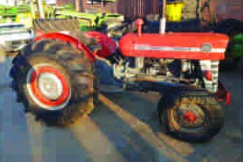 Massey Ferguson 135 Diesel 4x2 Tractors