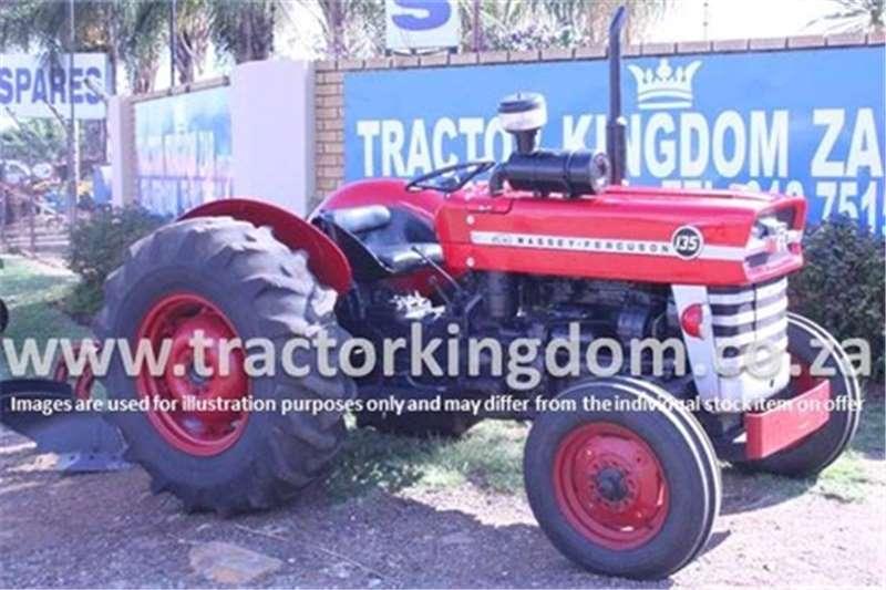 Massey Ferguson 135 Tractor Tractors