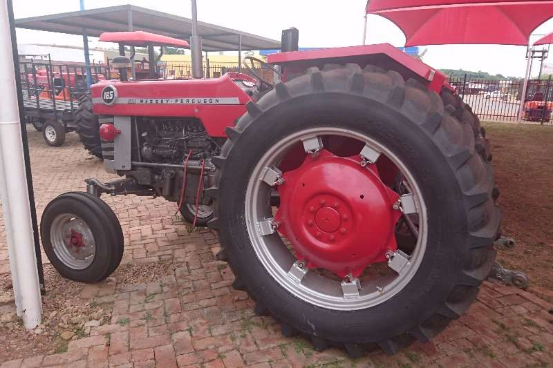 Mf Tractor 165 Value : Massey ferguson tractors farm equipment for sale in