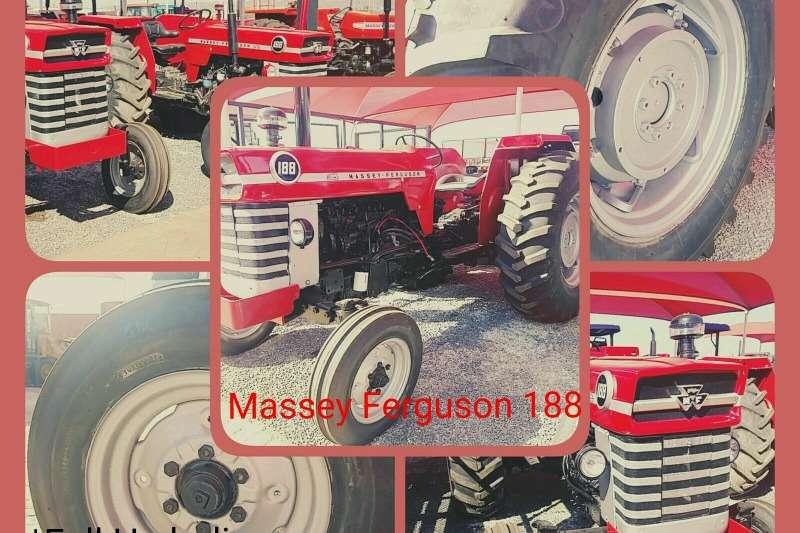 Tractors Massey Ferguson 188 0