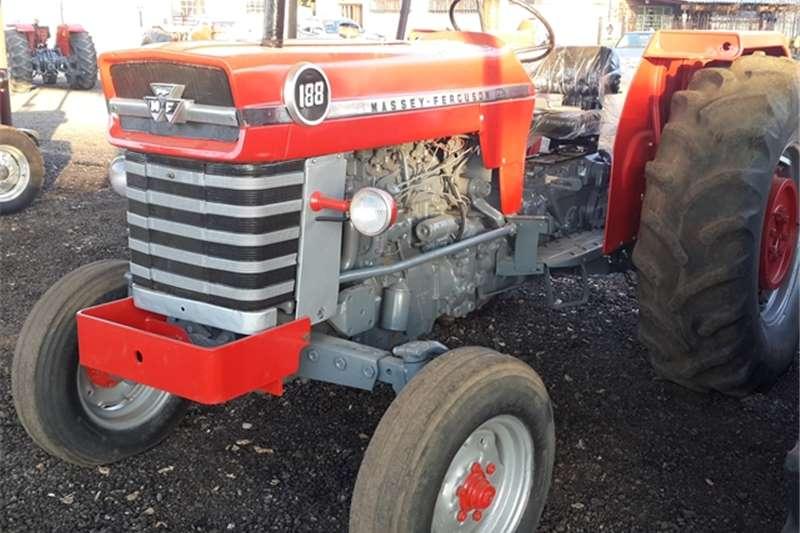 Massey Ferguson 188 Tractor Tractors