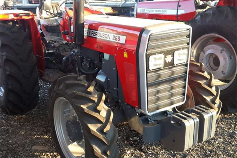 Massey Ferguson 268 Xtra - New Model Tractors