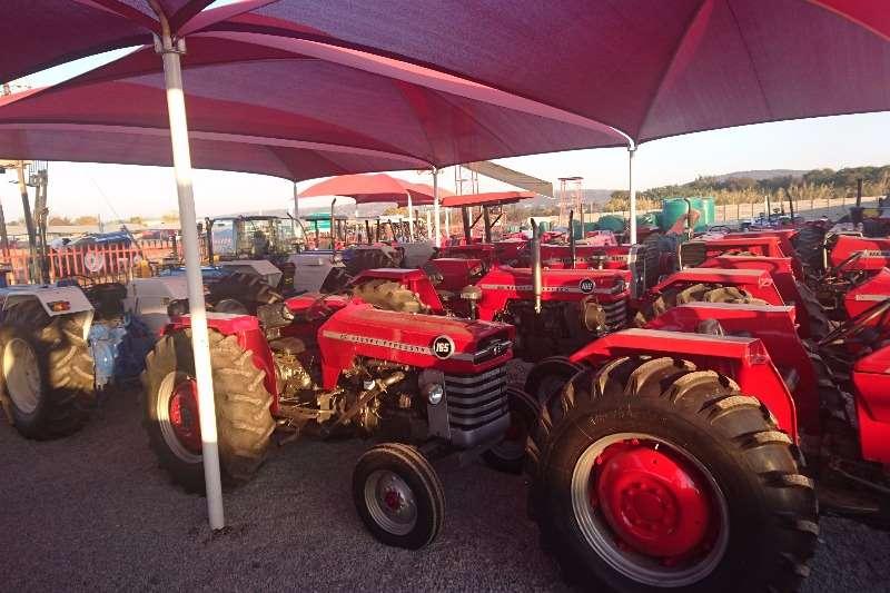 Massey Ferguson 290 Tractors