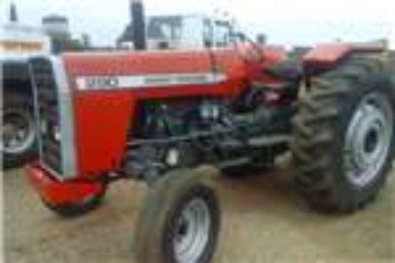 Massey Ferguson 290 2x4 Tractors