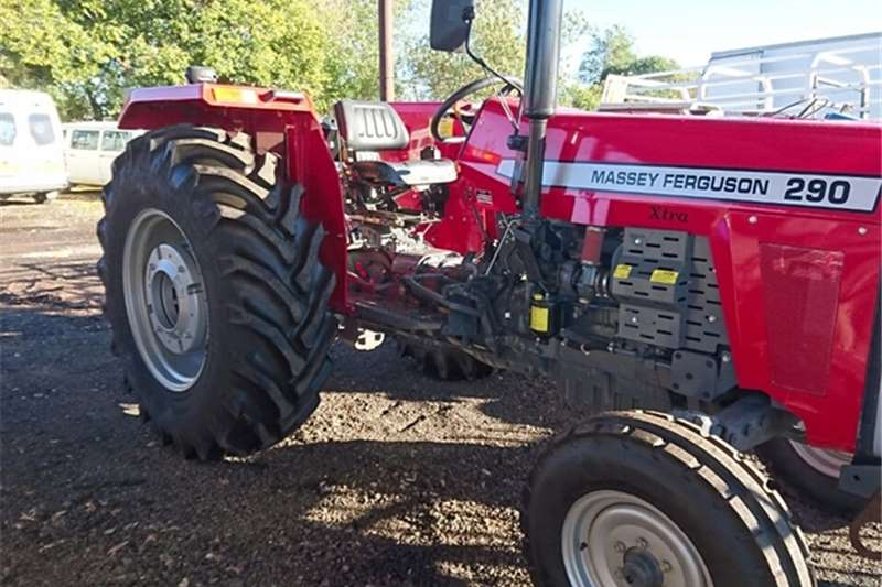 Massey Ferguson 290 X-tra Tractors