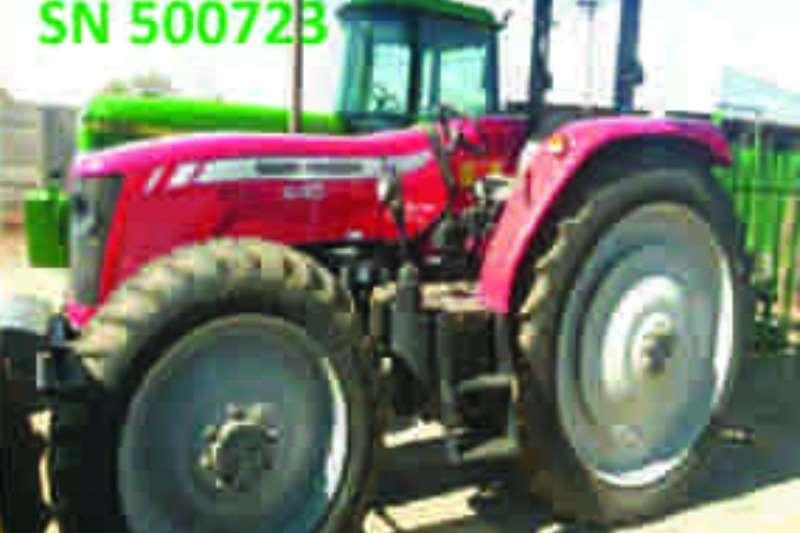 Tractors Massey Ferguson 440 HC 4x4 2014