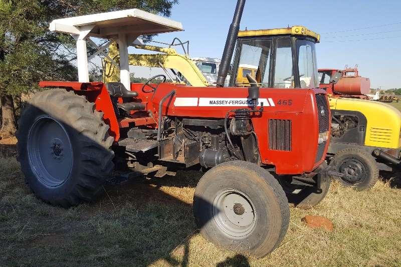 Massey Ferguson 465 Tractors