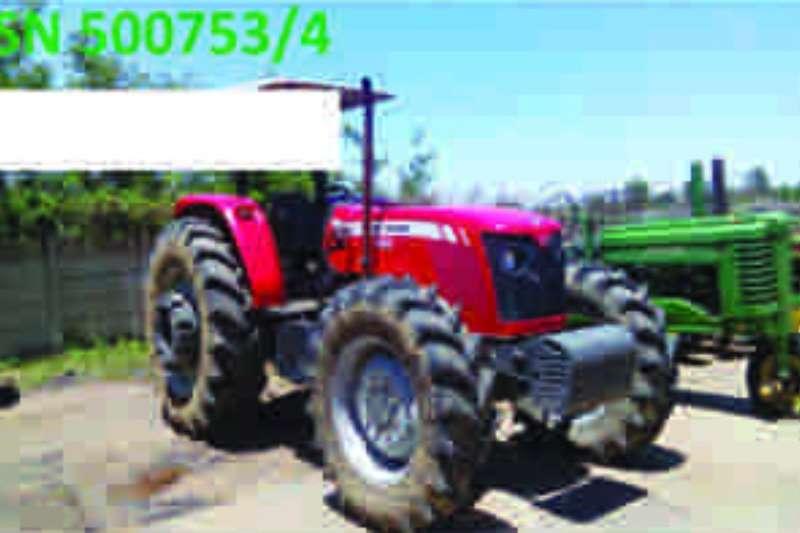 Massey Ferguson 480 4x4 Open station Tractors