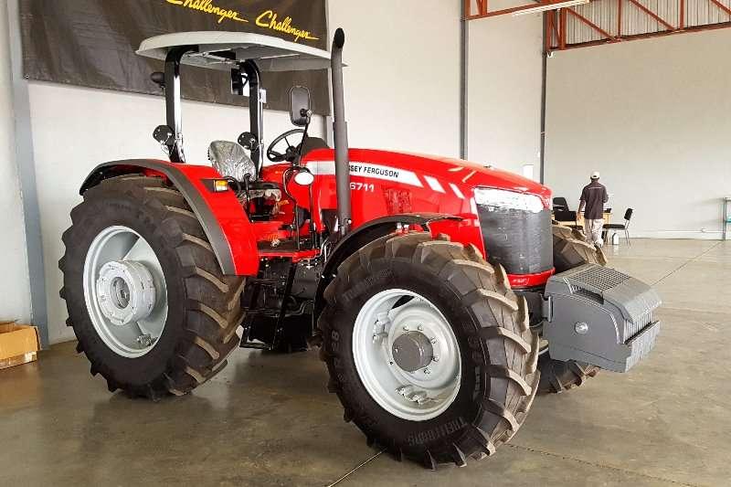 Massey Ferguson 6711 4x4 83kw Tractors