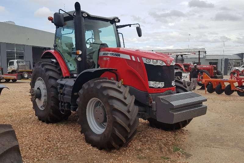 Massey Ferguson 8670 New 213Kw Tractors
