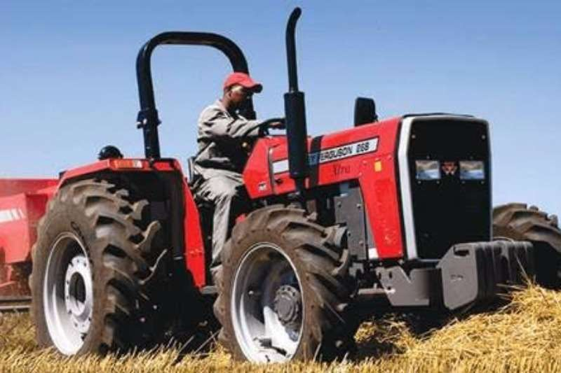 Massey Ferguson Four wheel drive tractors Limited stock special! 268 4WD 45kW NEW Tractors