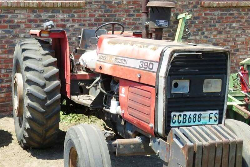 Massey Ferguson Massey Ferguson 390   2 WDt Tractors