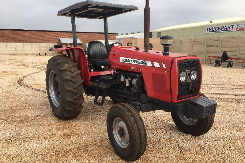 Tractors Massey Ferguson Massey Ferguson 440 2005