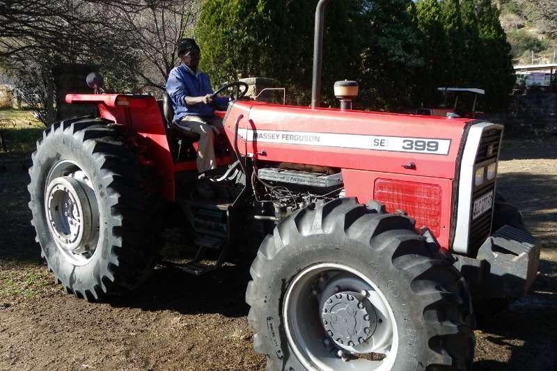Massey Ferguson Massey Furguson 399 Tractors