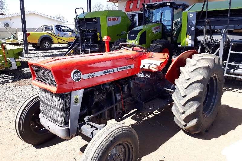 Massey Ferguson MF 135 Tractors
