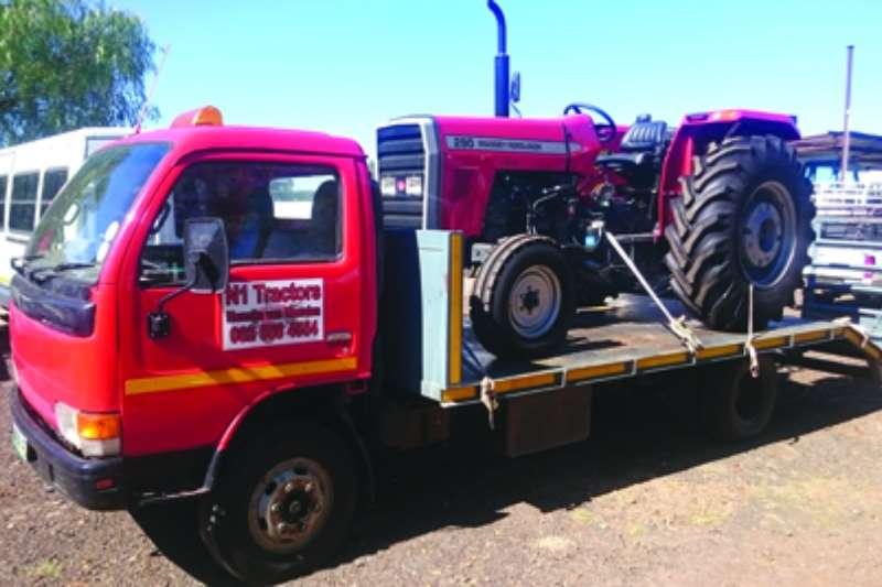 Massey Ferguson New 290 Tractor Tractors