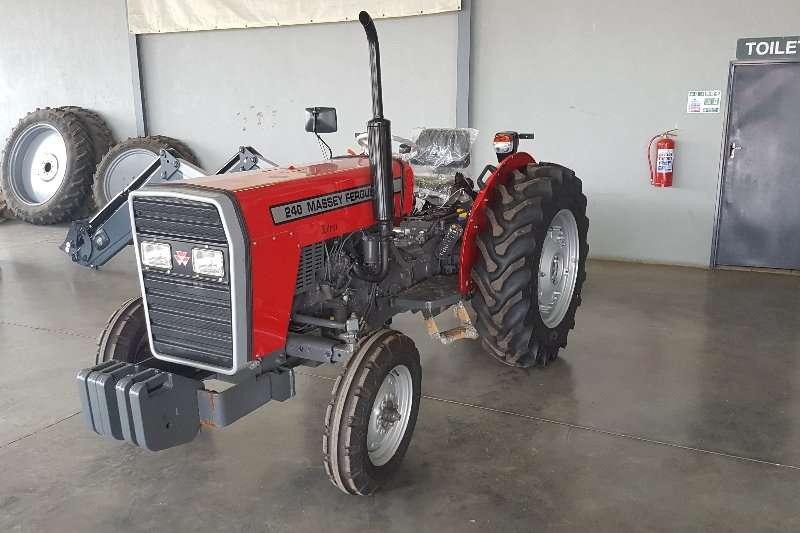Massey Ferguson Two wheel drive tractors 240 4x2 = 34kw Tractors