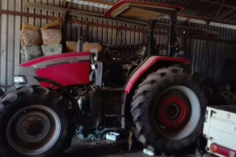 Mccormack MC130 4 Cyl Commonrail Turbo - Tyres est 50% Tractors