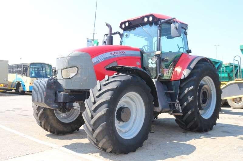 Mccormack TTX210 Xtraspeed Tractor Tractors