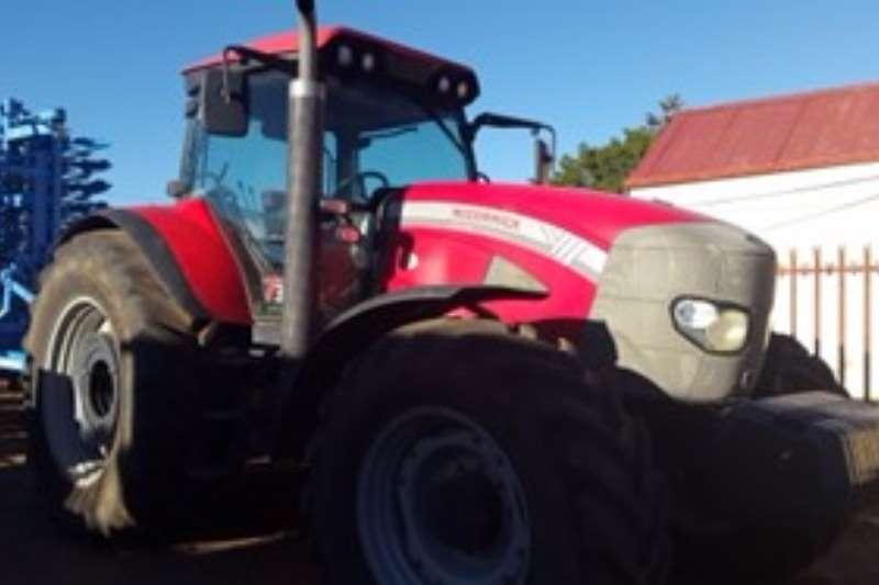 Mccormick TTX 210 Tractors