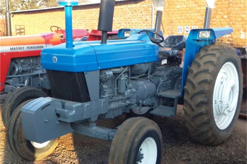 New Holland 6610 - New Paint  Tractors