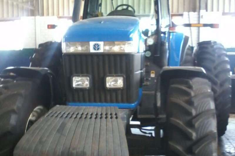 New Holland 8870A Tractors