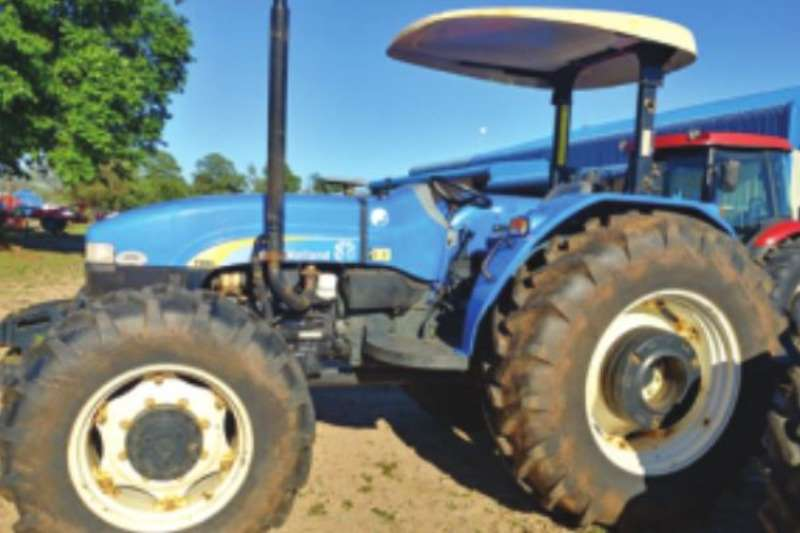New Holland Four wheel drive tractors TD 95 Tractors