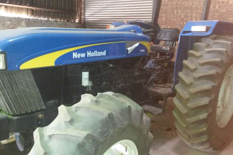 New Holland New Holland 6610S 4wd   72kw Tractors