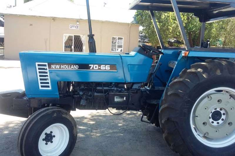 Tractors New Holland New Holland 7066 0