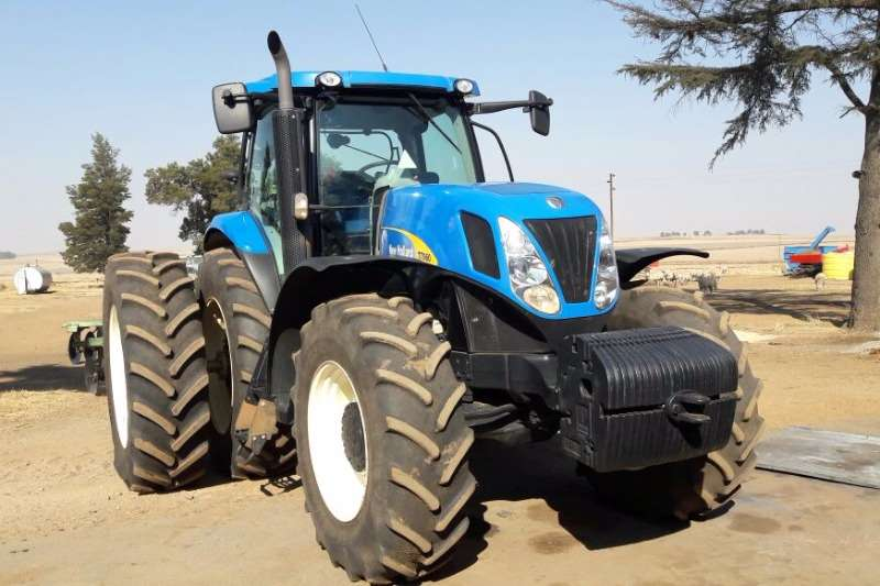 Tractors New Holland New Holland T7060 2014