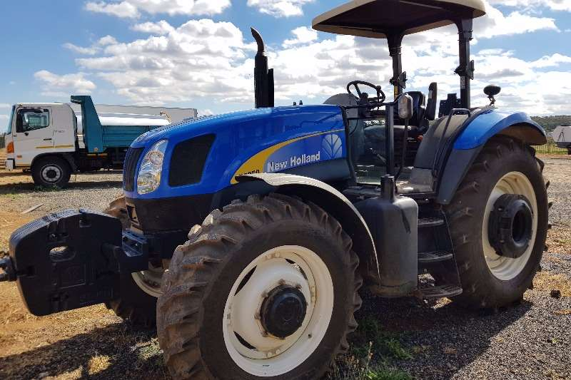 Tractors New Holland T6050 2012