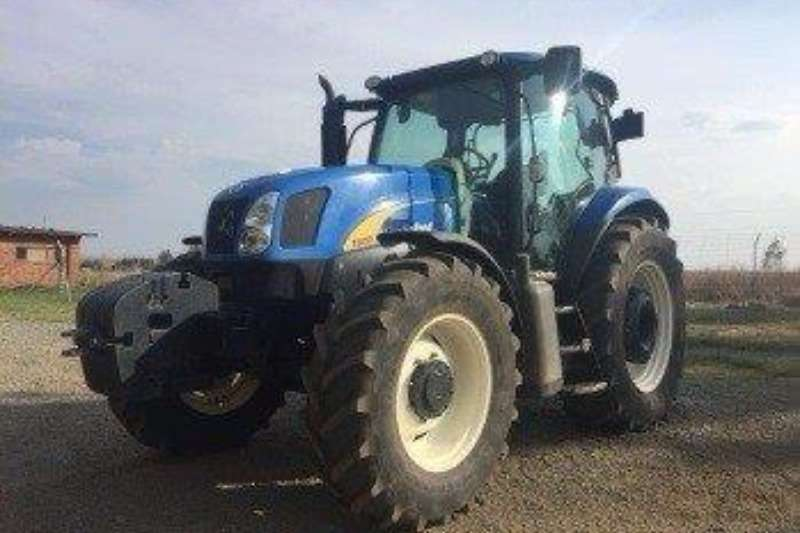 New Holland T6050 Tractors