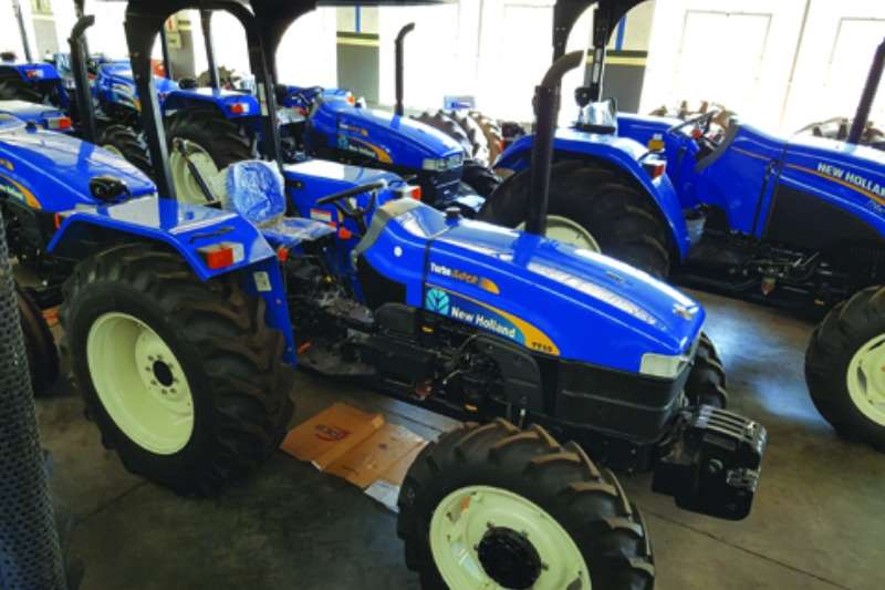 New Holland TT 55 (Special) Tractors