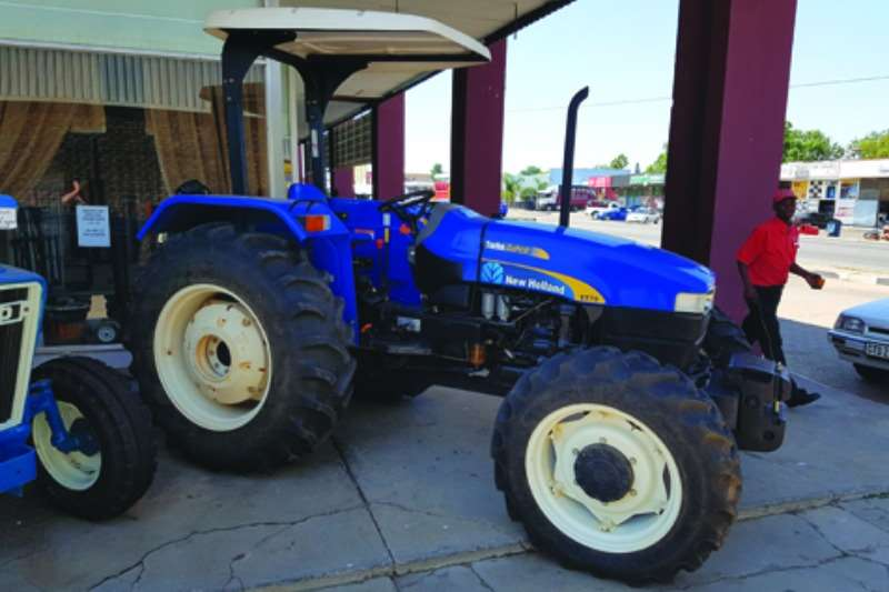New Holland TT 75 Tractors
