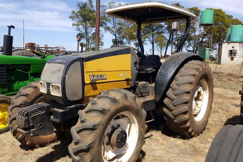 Other 4x4 Valtra 60kw Tractor no registration papers Tractors