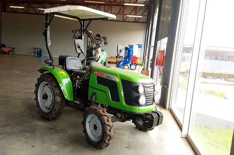 Tractors Other Cherry rd 254 A - 18kw 2016
