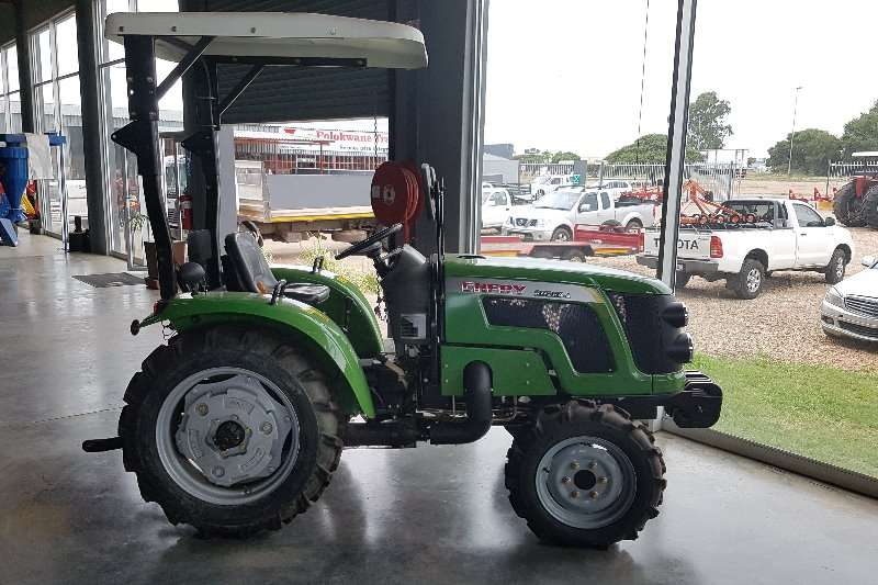 Other Cherry rd 254 A - 18kw Tractors