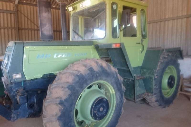 Tractors Other Four Wheel Drive Tractors MB-Tracks 1500 0