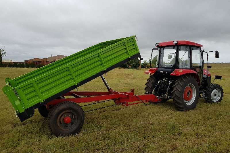 Four Wheel Drive Taxi : Other new closed cab tractor no papers four