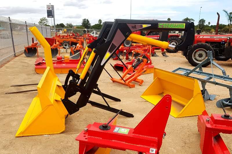 Other Staalland load bucket Tractors