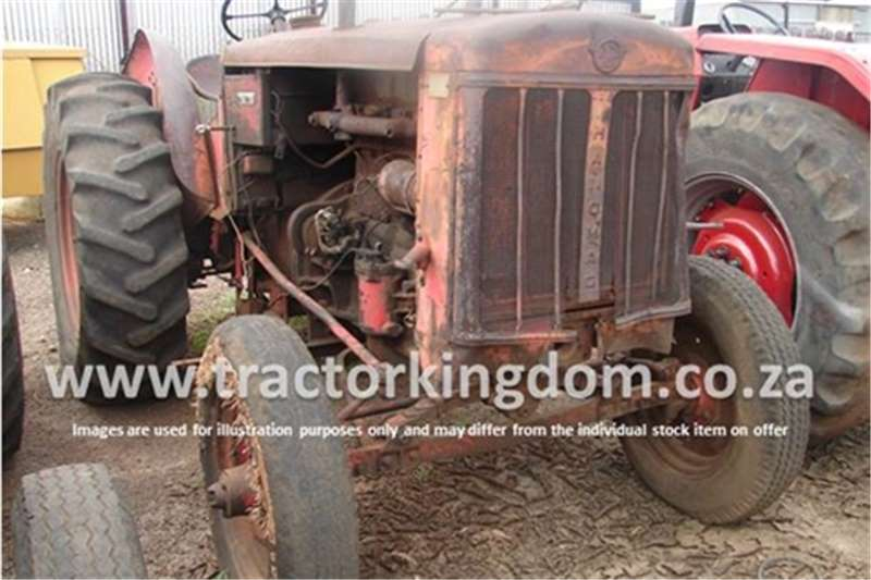 Other Vintage Hanomag Tractor Tractors