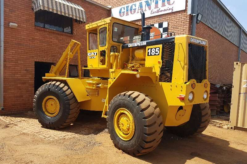 Wright 185T Tractors