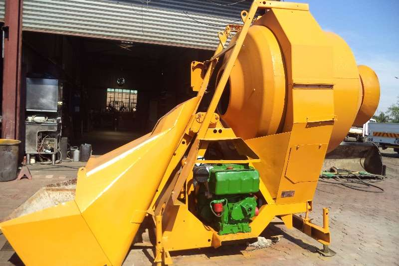 Trucks Concrete Mixer 0