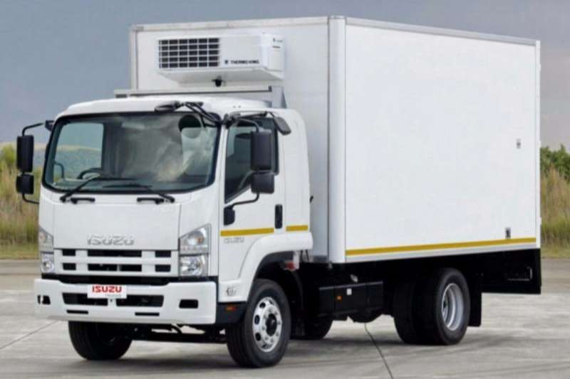 Isuzu FSR 800 4x2 Fridge Body Trucks