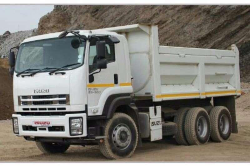 Trucks Isuzu FXZ Tipper 2017