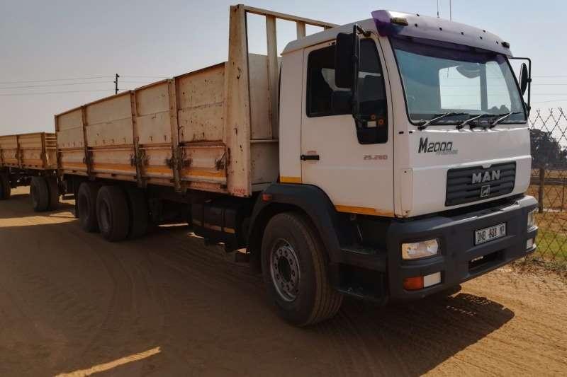 MAN M2000 Trucks
