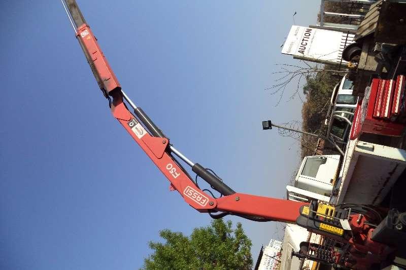 Nissan Nissan Cabstar UD40 with Fassi F50 crane Trucks