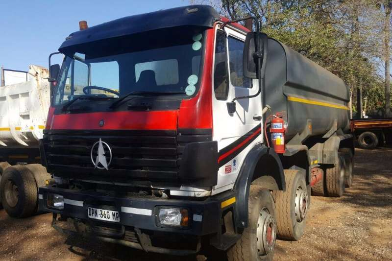 Powerstar Tanker Trucks